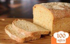 Фото рецепта: «Постный хлеб в хлебопечке»