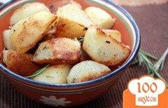 Фото рецепта: «Картошка с розмарином»