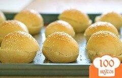 Фото рецепта: «Булочки для бутербродов»
