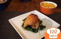 Фото рецепта: «Цыпленок в горчице»