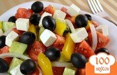 Фото рецепта: «Салат Греческий»