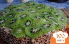 Фото рецепта: «Бисквитный торт в мультиварке»