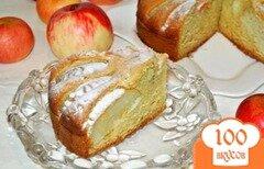 Фото рецепта: «Йогуртовый пирог»