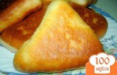 Фото рецепта: «Беляши(тесто из хлебопечки)»