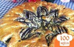 Фото рецепта: «Пирог «Праздничный» с маком»