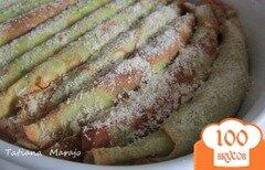 Фото рецепта: «Блинчики с начинкой из соуса бешамель и зеленой спаржи»