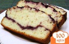 Фото рецепта: «Черничный торт»
