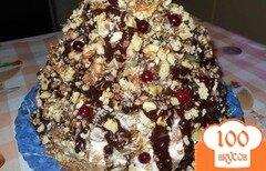 """Фото рецепта: «Торт """"Шапка мономаха""""»"""