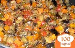 Фото рецепта: «Овощное рагу с базиликом»
