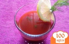 Фото рецепта: «Томатный коктейль по -австралийски»