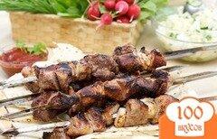 Фото рецепта: «Шашлык из свинины на кефире»