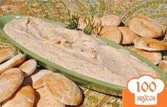 Фото рецепта: «Хумус из белой фасоли»