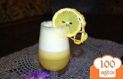 Фото рецепта: «Персиковый физ»