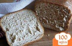 Фото рецепта: «Хлеб из ржаной, цельнозерновой и пшеничной муки»