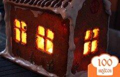 Фото рецепта: «Пряничный домик»