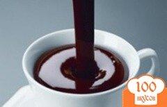 Фото рецепта: «Горячий шоколад с виски»