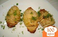 Фото рецепта: «Картошка гармошка»