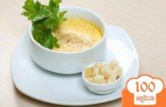 Фото рецепта: «Суп луковый по-испански»