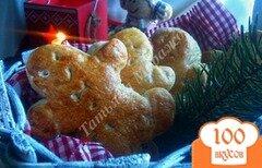"Фото рецепта: «Хлеб ""Имбирные человечки""»"