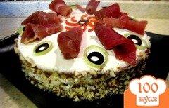 Фото рецепта: «Торт для настоящих мужчин»
