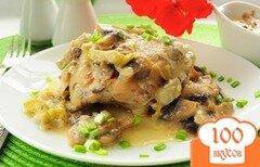 Фото рецепта: «Курица по-английски»