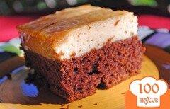 Фото рецепта: «Пирожное Шоко-Чоко»