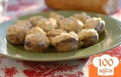 Фото рецепта: «Грибы с крабовым мясом»