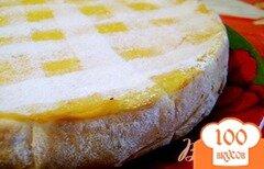 Фото рецепта: «Очень полезный творожно- тыквенный пирог»