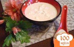 Фото рецепта: «Как быстро приготовить домашний кефир»