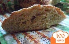 Фото рецепта: «Хлеб с кабачком и сыром»