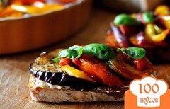 Фото рецепта: «Сэндвичи рататуй»