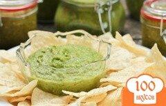 Фото рецепта: «Сальса с томатильо»