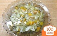 Фото рецепта: «Осенний овощной суп»