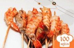 Фото рецепта: «Креветки на гриле»