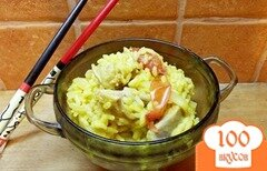 Фото рецепта: «Азиатский рис»