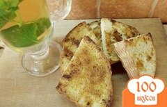 Фото рецепта: «Французские крутоны»
