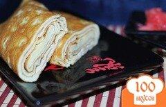 Фото рецепта: «Японский омлет (Тамаго-яки)»