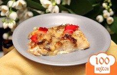 Фото рецепта: «Запеченный судак под сыром»