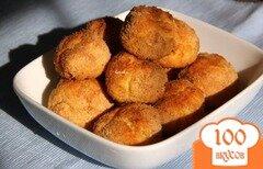 Фото рецепта: «Хрустящие картофельные шарики»