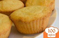 Фото рецепта: «Кексы с творогом»