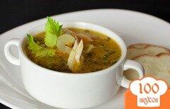 Фото рецепта: «Суп из сельдерея черешкового»