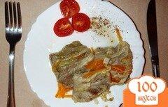 Фото рецепта: «Голубцы по-пекински»