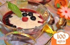 Фото рецепта: «Десерт ягодный»