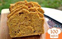 Фото рецепта: «Тыквенный хлеб с пивом»