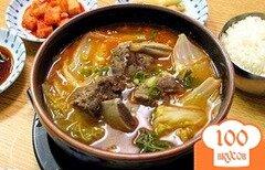 Фото рецепта: «Суп из лосятины»