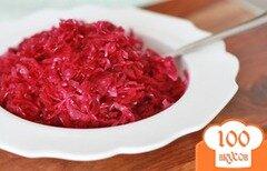 Фото рецепта: «Красная капуста по-немецки»