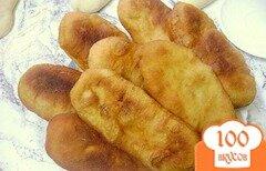 Фото рецепта: «Пирожки жареные-лапоточки»