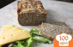 Фото рецепта: «Цельнозерновой полезный хлеб»