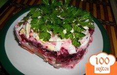 Фото рецепта: «Селедка под шубой»