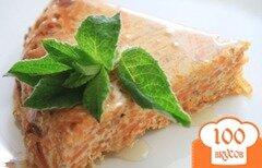 Фото рецепта: «Морковная запеканка с черносливом»